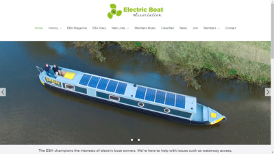 The Electric Boat Association