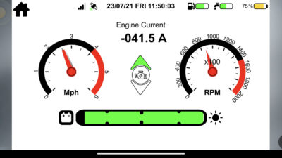 Electric Dreams – power management on an electric narrowboat